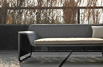 Modern Sectional Outdoor Seating & Love Seat