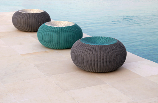 Spinball Outdoor Stools Lebello Com