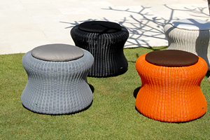 Outdoor Stool Marshmellow M2