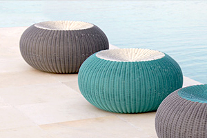 Modern Outdoor Stool
